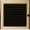 Решетка KRATKI Oskar 22х22 см с жалюзями