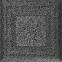 Решетка KRATKI Oskar чёрно-серебряный (покрашенная) 11х11 см