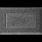 Решетка KRATKI Oskar чёрно-серебряный (покрашенная) 11х17 см