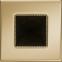 Решетка KRATKI позолоченная 11х11 см