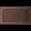 Решетка KRATKI медная (покрашенная) 17х30 см