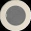 Решетка KRATKI круглая FI бежевая 125 мм