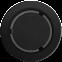Решетка KRATKI круглая FI чёрная 150 мм