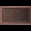 Решетка KRATKI медная (покрашенная) 22х37 см