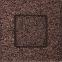 Решетка KRATKI медная (покрашенная) 11х11 см