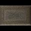 Решетка KRATKI чёрное золото (покрашенная) 11х17 см